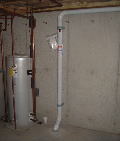 Radon Mitigation 171 Water Treatment Equipment Inc